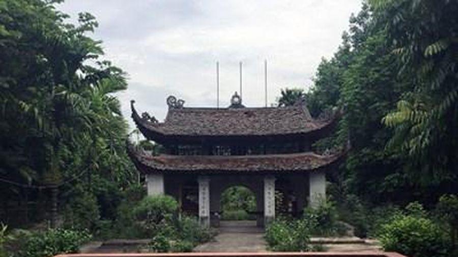 Tu bổ, tôn tạo di tích chùa Ngự Câu, TP Hà Nội