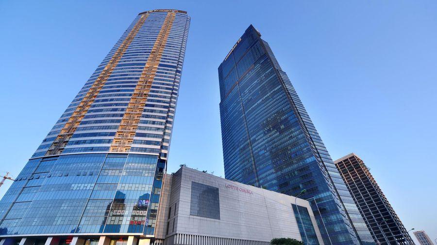 Văn phòng hạng A Hà Nội thu hút nhà đầu tư ngoại