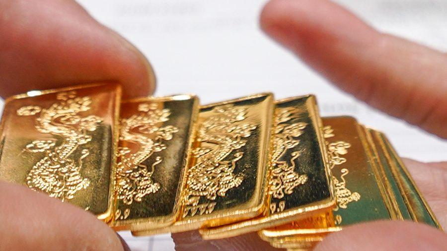 Giá vàng tăng 700.000 đồng/tuần