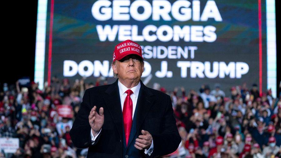 Tổng thống Trump sắp xuất hiện để ủng hộ đồng minh Cộng hòa