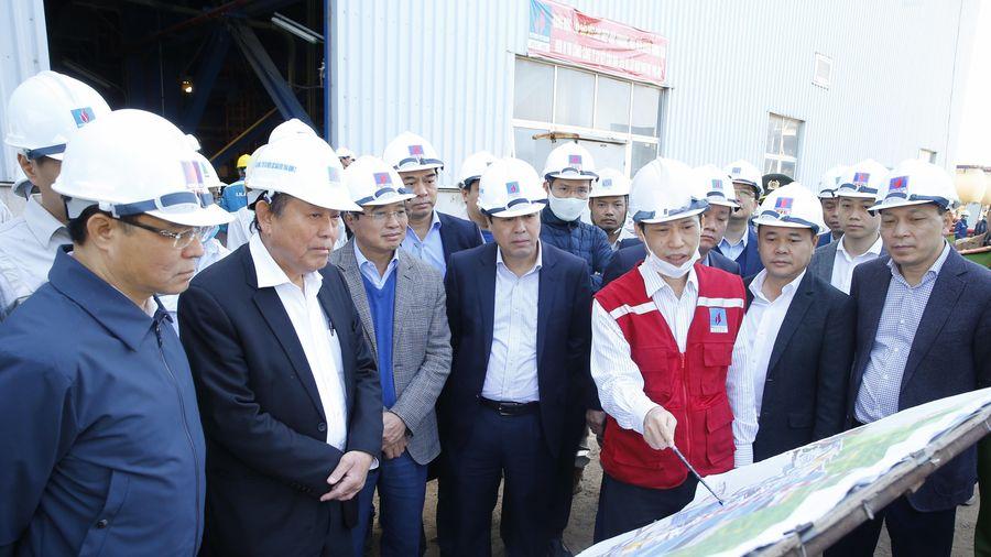PVN được dùng vốn tập đoàn hoàn thành Nhà máy Nhiệt điện Thái Bình 2