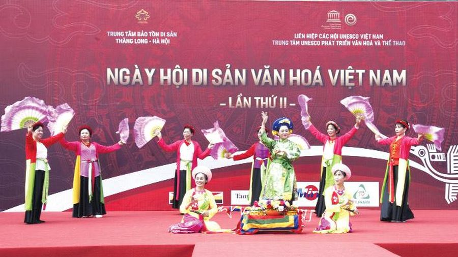 Ngày hội Di sản Văn hóa Việt Nam