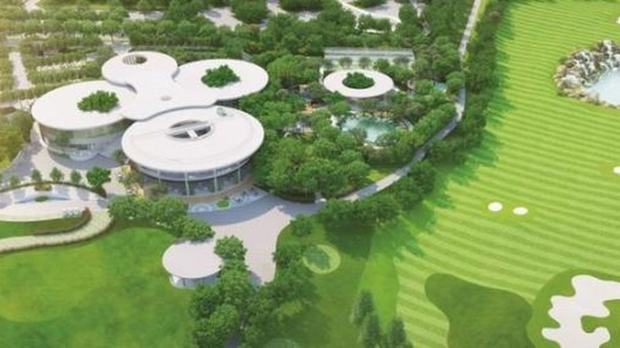 Tổng Công ty Bình Dương góp vốn bằng quyền sử dụng đất sân Golf Thái Hòa