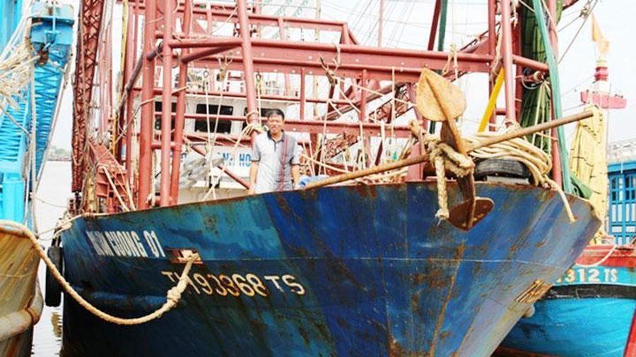 Nhiều chủ tàu 67 ở Thanh Hóa, Nghệ An tiến thoái lưỡng nan