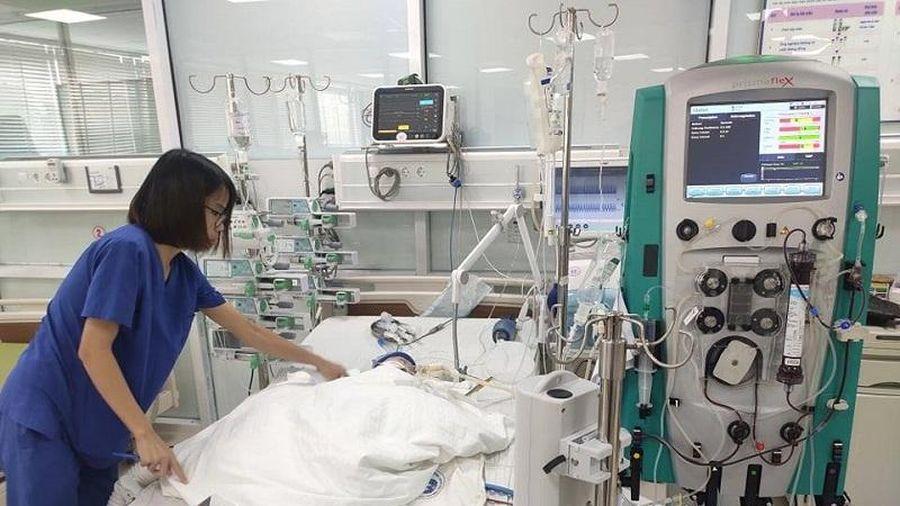 Kỳ tích cứu sống bé chín tháng tuổi đã ba lần ngừng tim