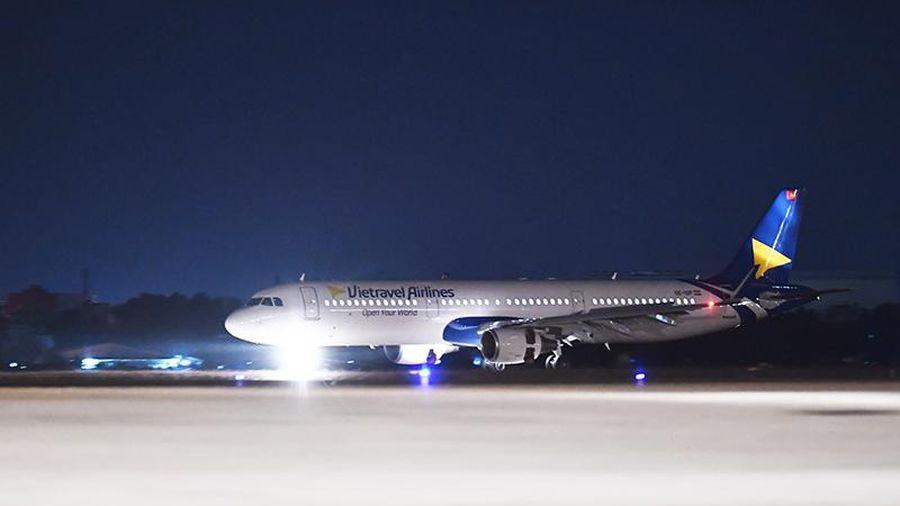 Vietravel Airlines đón chiếc máy bay đầu tiên, dự kiến bay thương mại tháng 12-2020