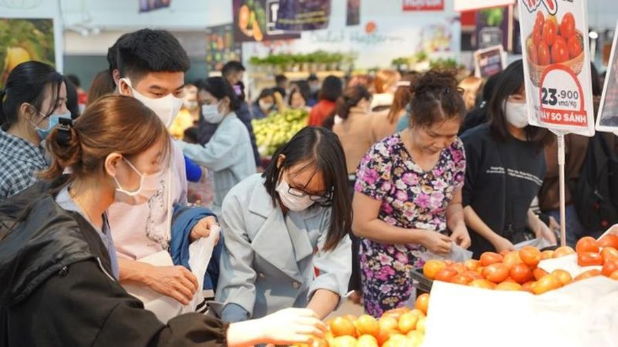 Hà Nội bảo đảm cân đối cung - cầu hàng hóa dịp cuối năm và Tết Nguyên đán