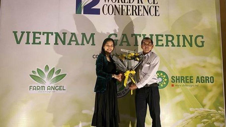 Gạo ST25 giành giải nhì 'Gạo ngon nhất thế giới 2020'