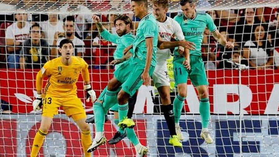 Zidane và cơ hội cuối ở Real Madrid