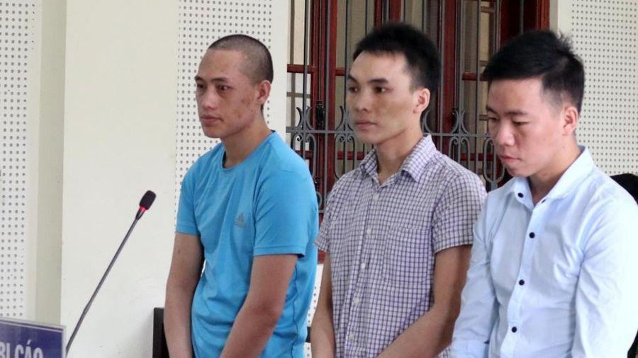 Nước mắt hối hận muộn màng của 3 bị cáo lãnh án tử
