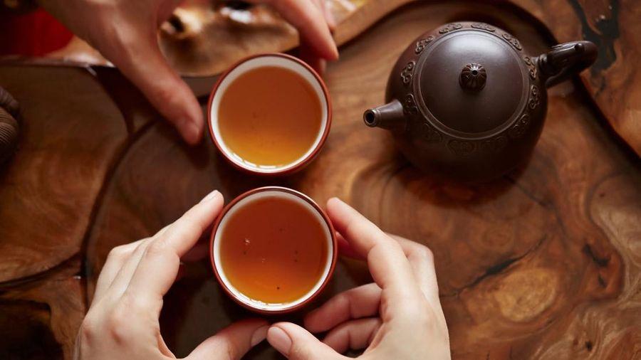 Duyên đến vì trà...
