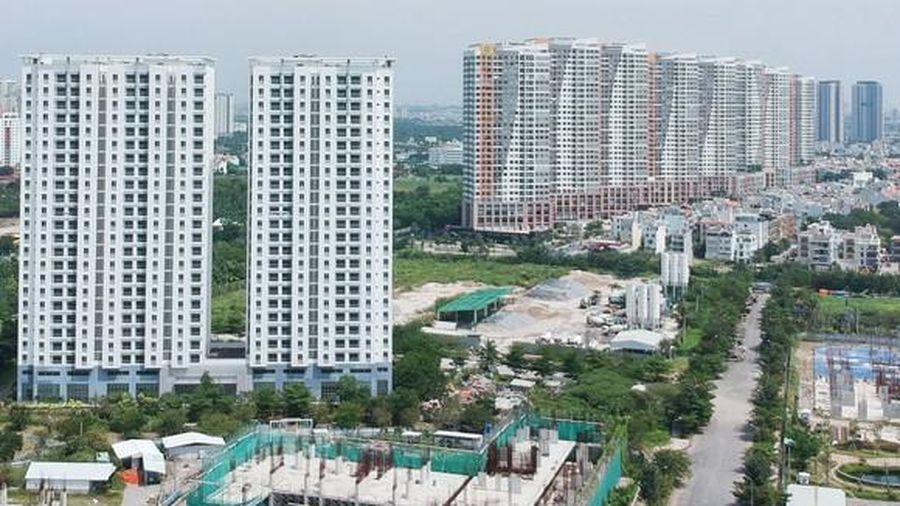 TPHCM kiến nghị xử lý vướng mắc trong quản lý chung cư