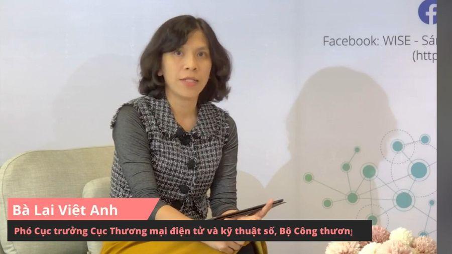 Hội chợ trực tuyến hỗ trợ phụ nữ khởi nghiệp