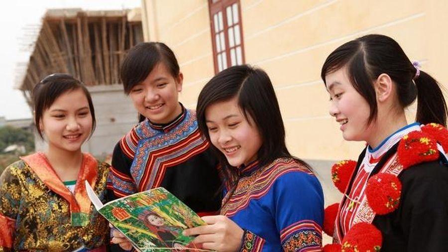 Cơ hội rộng mở với học sinh dân tộc