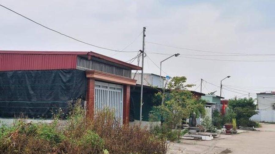 Hải Phòng: Xử lý vi phạm xây dựng trên đất quốc phòng