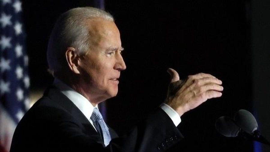 Bầu cử Mỹ 2020: Ông Biden chính thức đủ số phiếu đại cử tri để đắc cử thống