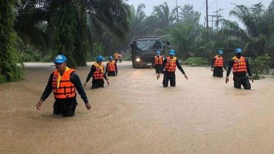 Lũ lụt tại Thái Lan và Ấn Độ gây thiệt hại lớn