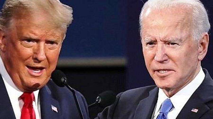 D.Trump để lại cho J.Biden 'bãi mìn Trung Đông'