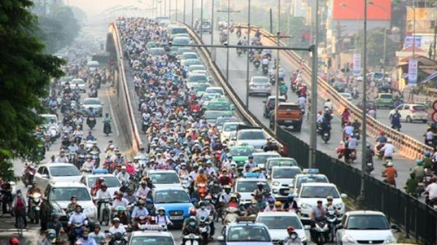 Không để tình trạng ùn, tắc giao thông kéo dài dịp Tết Nguyên đán