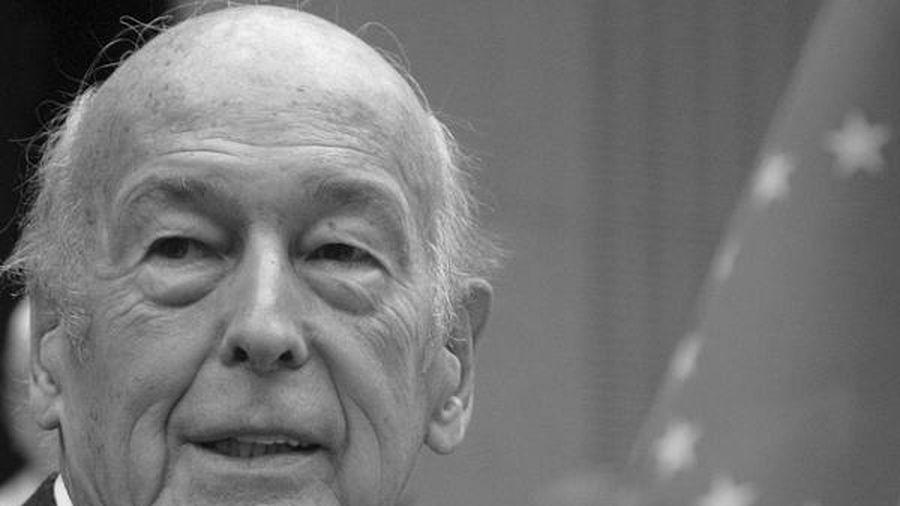Tin Bộ Ngoại giao: Điện chia buồn cựu Tổng thống Pháp Va-lê-ri Gít-ca Đét-tanh qua đời