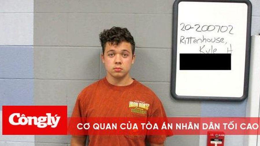 Nộp 2 triệu USD tiền bảo lãnh, thiếu niên được tại ngoại sau khi nổ súng bắn 3 người