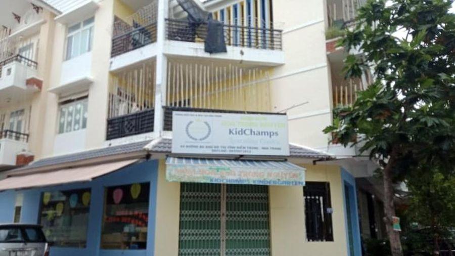 Clip cô giáo đánh trẻ mầm non gây xôn xao dư luận ở Nha Trang