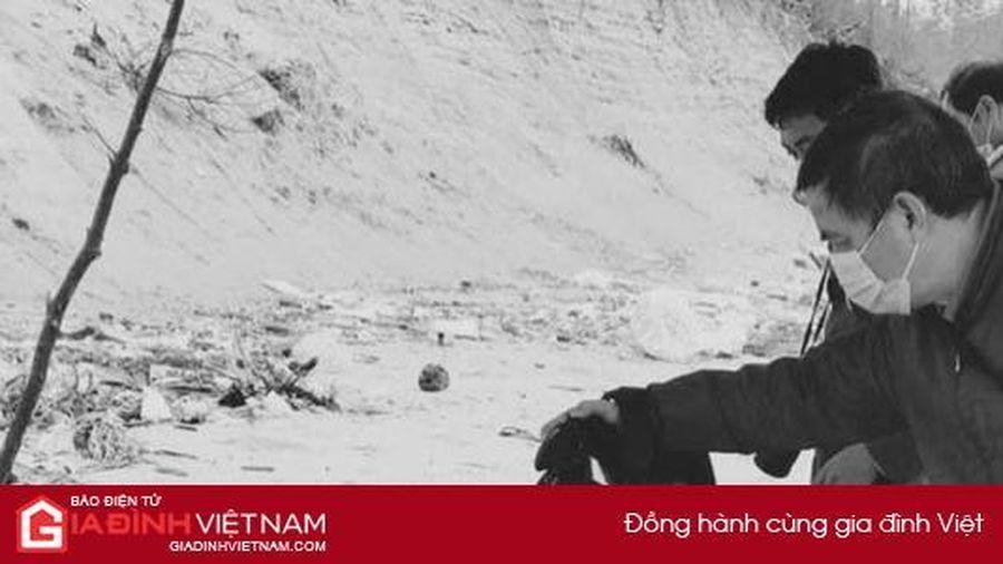 Phát hiện thi thể người đàn ông không đầu trôi dạt trên vùng biển Thừa Thiên Huế