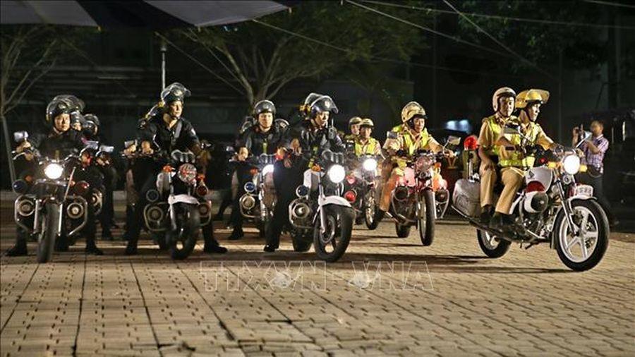 Thành phố Hồ Chí Minh đảm bảo an ninh phục vụ Hội nghị Công an toàn quốc lần thứ 76