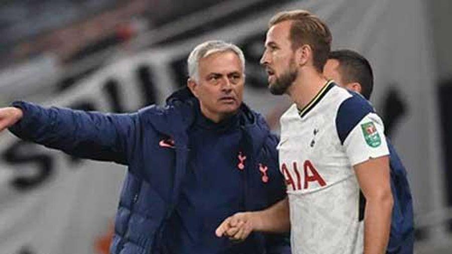 Mourinho đau đầu về Kane trước đại chiến với Arsenal