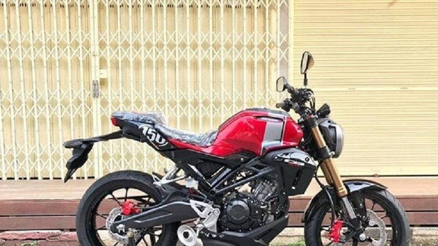 Điểm danh một số mẫu xe máy 150 phân khối giá tầm 100 triệu tại Việt Nam