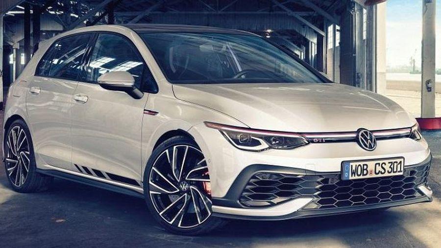 Volkswagen Golf GTI Clubsport and Golf R Mk8 2021 chốt giá từ 1,1 tỷ đồng