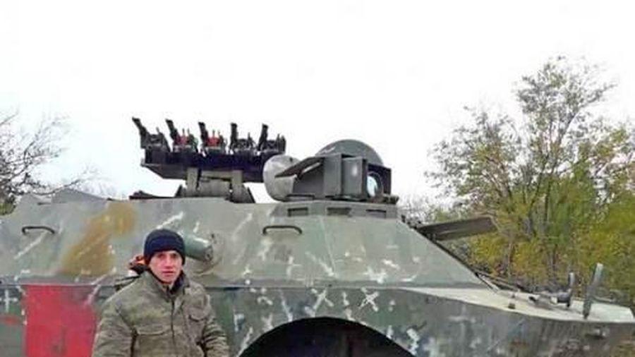 Armenia sử dụng tên lửa 'Bardak' với máy ảnh nhiệt chống lại T-72
