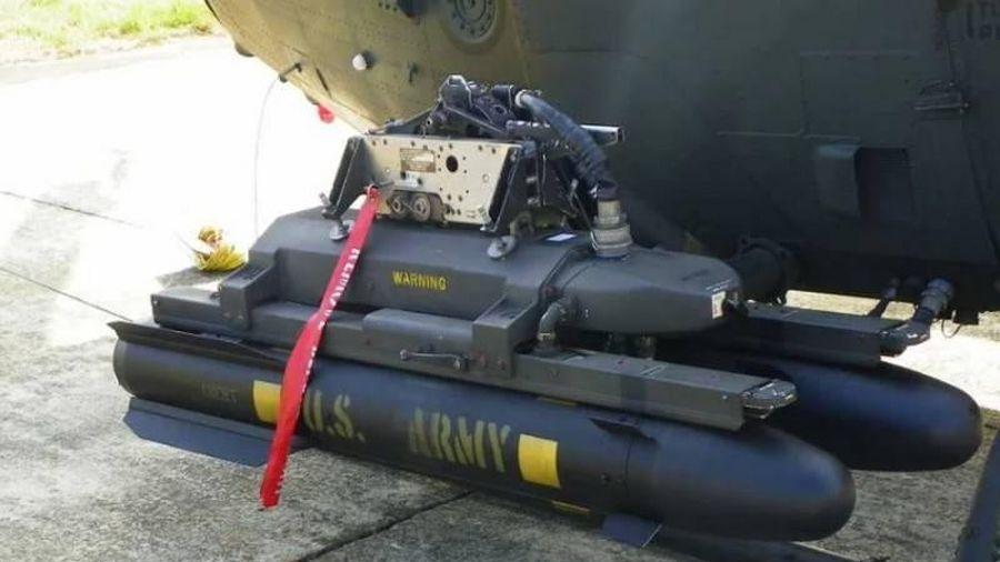 Iran thu được tên lửa AGM-114R9X của Mỹ