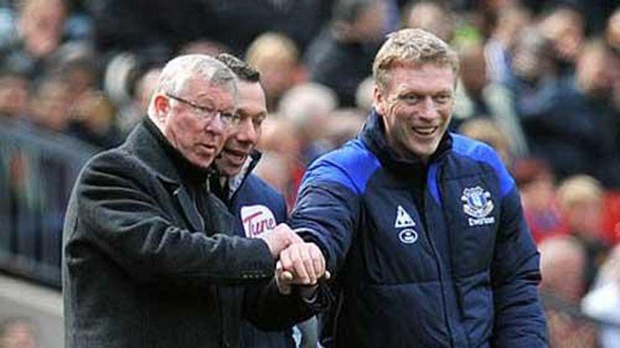 David Moyes tiết lộ tin nhắn từ Sir Alex Ferguson