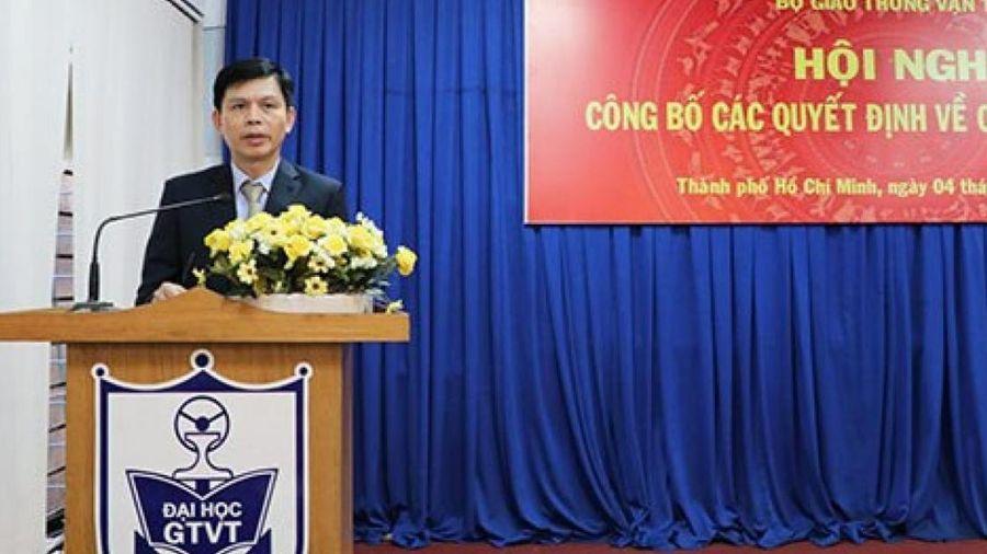 Trường ĐH GTVT TP.HCM trở thành trọng điểm quốc gia trong 5 năm tới