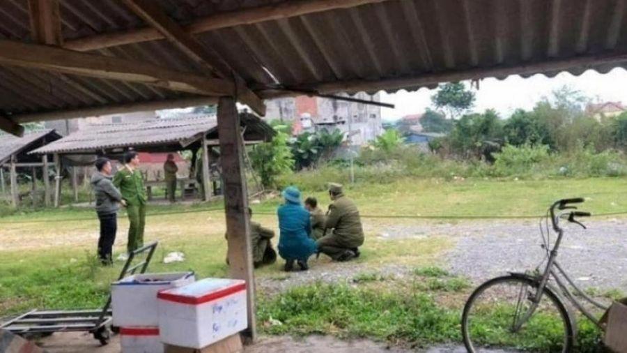 Thái Nguyên: Bắt giữ 5 nghi can bất ngờ chém chết người trong đêm