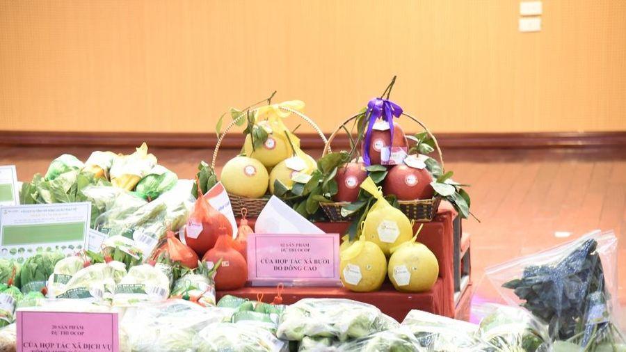 Huyện Mê Linh có 49 sản phẩm OCOP đạt từ 3 – 4 sao