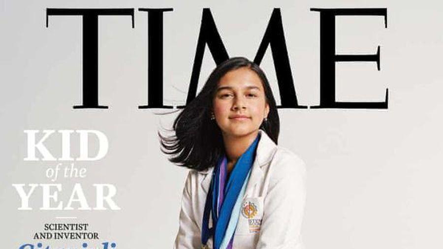 Bé gái 15 tuổi được Time vinh danh 'Nhân vật nhí của năm'