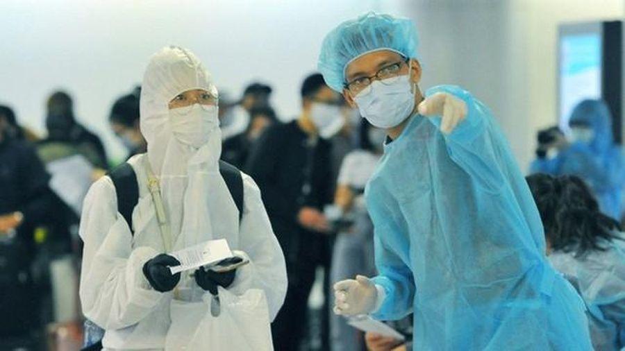 Hà Nội phát hiện 2 trường hợp dương tính với SARS-CoV-2