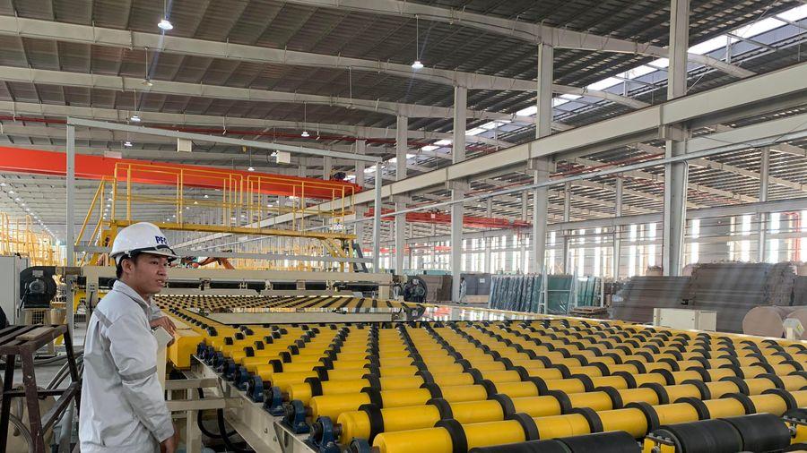 Khánh thành Nhà máy Kính nổi siêu trắng đầu tiên tại Việt Nam