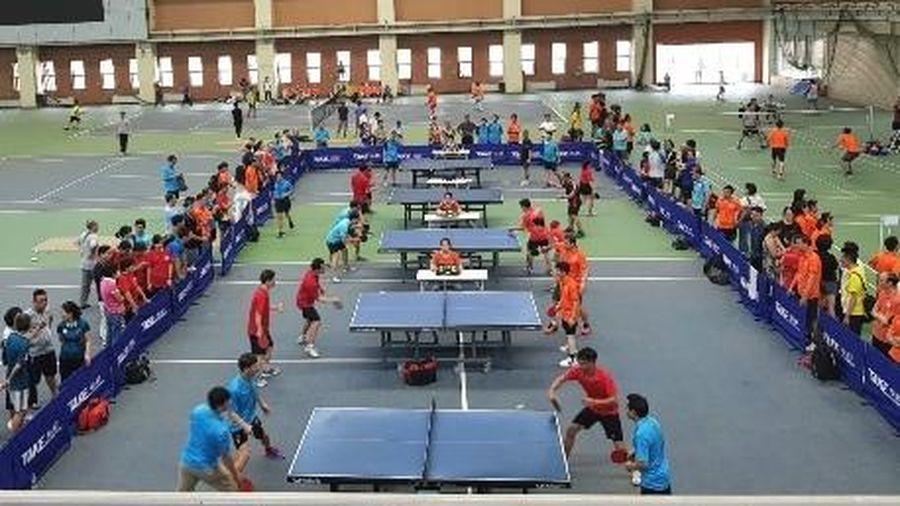Tạo sức lan tỏa mạnh mẽ các phong trào thể dục thể thao