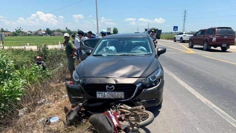 Quảng Ngãi: Năm 2020, tai nạn giao thông giảm cả 3 tiêu chí