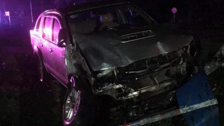 Danh tính tài xế bán tải đâm chết người lái xe rồi tiếp tục bỏ chạy 1km