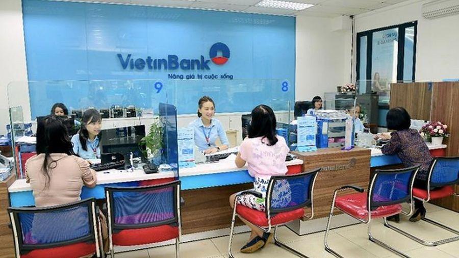 VietinBank dự kiến trả cổ tức 5% bằng tiền mặt trong tháng 1/2021