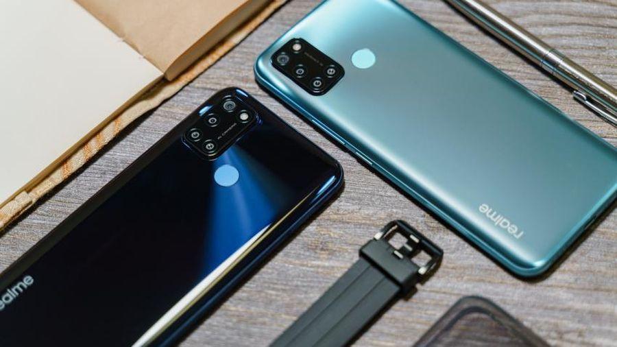 Người dùng háo hức với Realme c17 và đồng hồ Realme Watch S vừa ra mắt