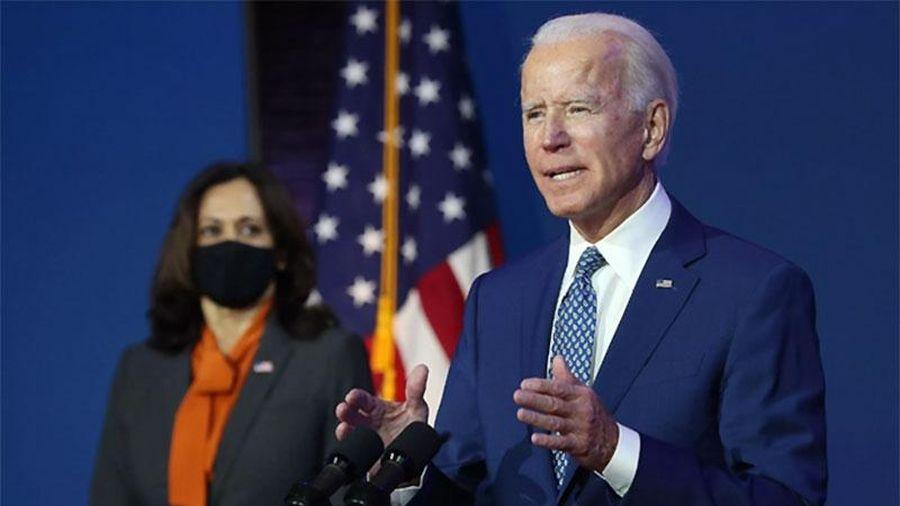 Ông Biden chính thức giành đủ phiếu để đắc cử tổng thống Mỹ