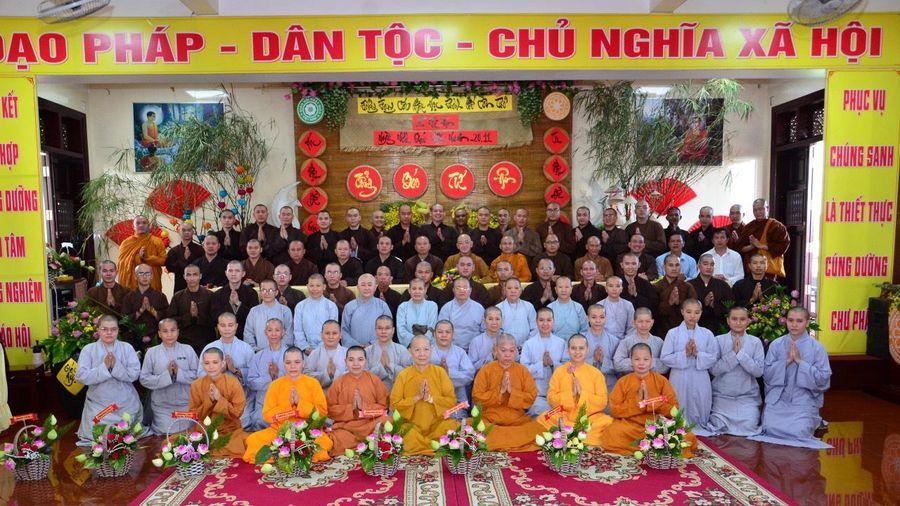 Cần Thơ : Trường Trung cấp Phật học chiêu sinh khóa mới
