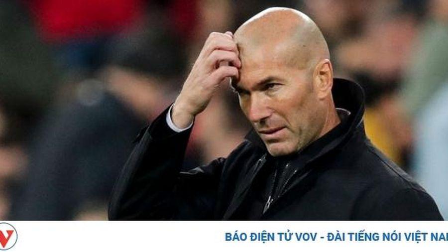 Vòng 12 La Liga 2020/2021: HLV Zidane ở thế 'ngàn cân treo sợi tóc'