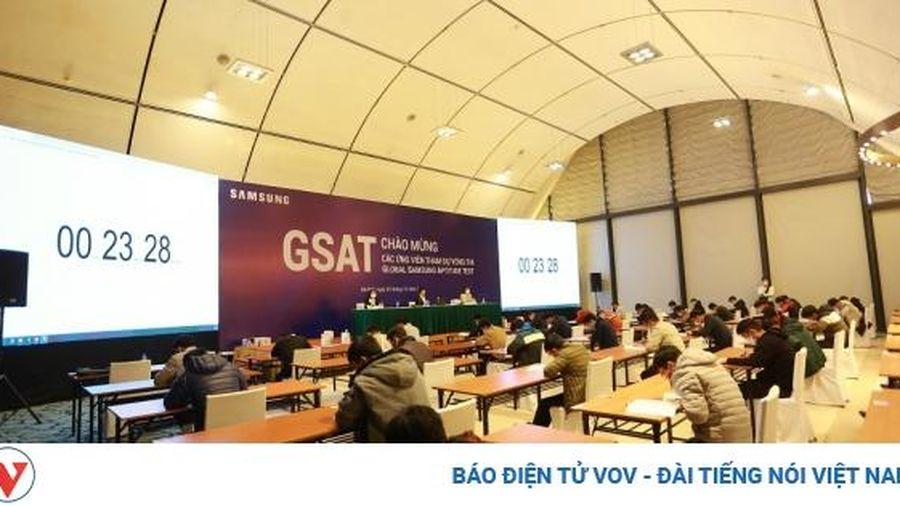 Samsung Việt Nam tiếp tục tuyển dụng đợt 2 năm 2020