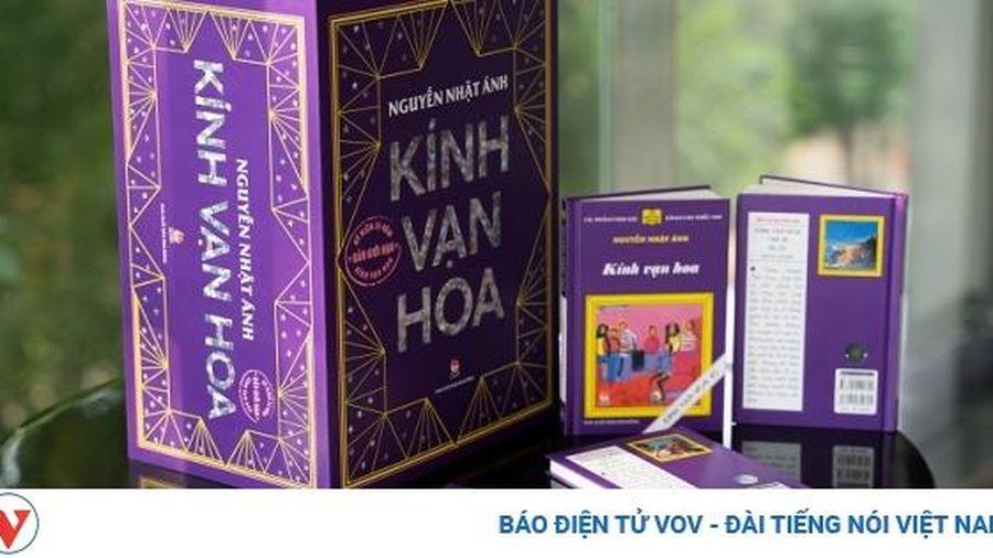 Nhiều độc giả xếp hàng từ 3 giờ sáng để gặp nhà văn Nguyễn Nhật Ánh